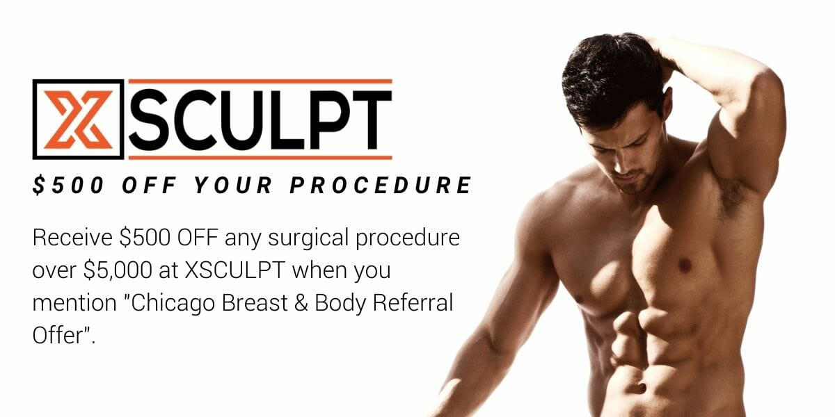 xsculpt referral special offer